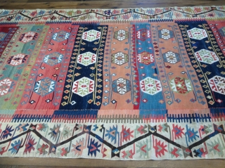 Thurkish/ Konya kilim. Excellent and original condition. 