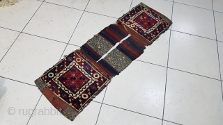 Size :44x130 (cm) West anatolia, Over 160 years old , Natural dyes .