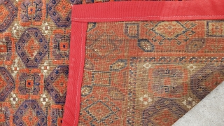 Beautiful beluch with great natural colors. excellent condition and high on wool.  Size: 101 x 150 cm, late 19th century