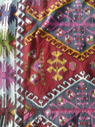 Size : 200 x 465   Adana yörük anatolian, synthetic colors