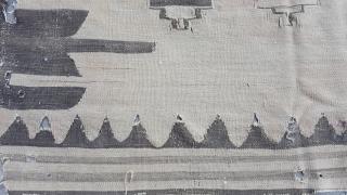 Size : 170x260(cm)  19. Century. Middle Anatolian. Natural .Konya