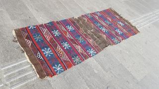 Size : 75 x 190 (cm),  East anatolia (Gaziantep area),