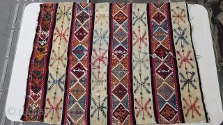 Size : 75 x 90 (cm),  East anatolia (Gaziantep area)