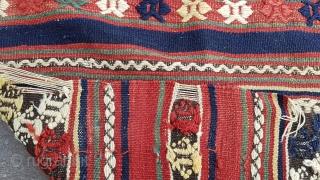 Size : 165 x 250 (cm), West anatolia (dazkiri) kilim