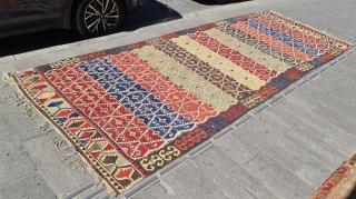 Size :180x450cm, Central anatolia, Konya.