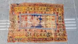 Size : 105 x 140 (cm)   19. Ceutry  Middle anatolian