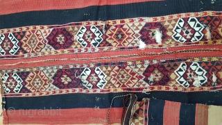 Size : 105 x 140 (cm)  East anatolia Malatya  Over 140 years old