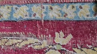 Central anatolia, mudjur . Natural dyes