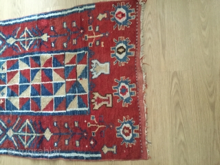 Very lovely konya rug..