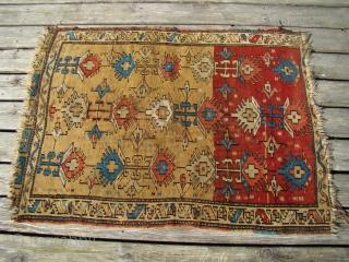 Anatolian Yastik. 24X32 inches or 62X82 Cm.