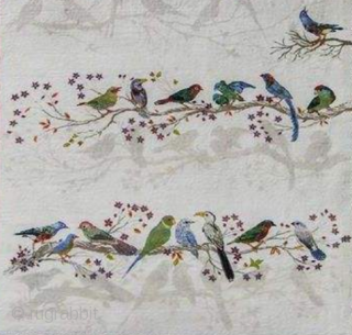 Isfahan tableau  rug.