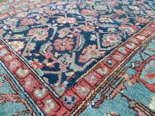 Bijar Kurdish rug, 205 x 120cm.