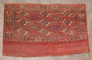 Igdir Turkomen Chuval, Rare and beautiful, early 19th century or before. 