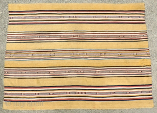 Pastoralists of the high Andes, the Aymara indians live at an elevation of over 12,500 feet above sea level on the Altiplano of Bolivia and Peru. For millennia they have been weaving  ...