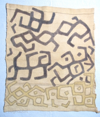 Graphic images of fiber art from Africa -  Kuba, Emboli and Pygmy.  Other examples available.  Inquire