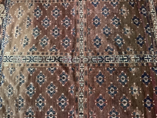 SOLD Antique Yomud Engsi Ca 1900.