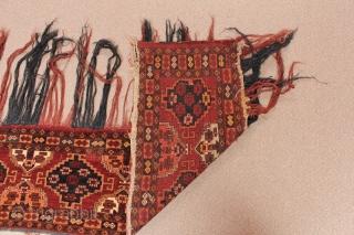 "Chordor Torba in good condition circa 1920. (Dimensions: 1'3"" X 5'10"" ) #5065"