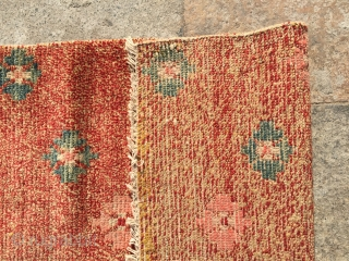 Around 1990, Tibetan carpets, s size 155 cmx86cm