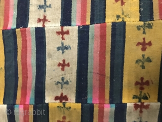 Monggol of Tibet;  Early 19th century;  Size 144x71cm;  The special price is $265, including freight.