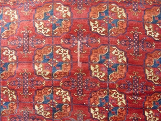 main turkmen tekke