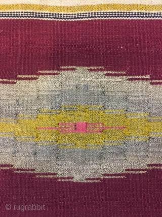 Aleppo metal thread Kapylyk 270 x 190