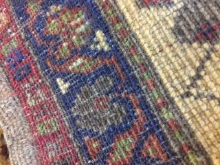 Central anatolian bag face 50 x 50