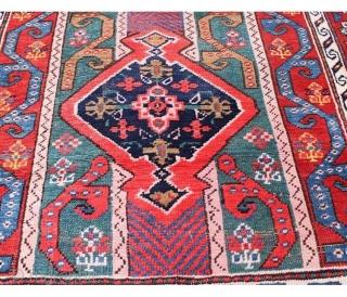 Karabağ rug size 340/130 cm good condition