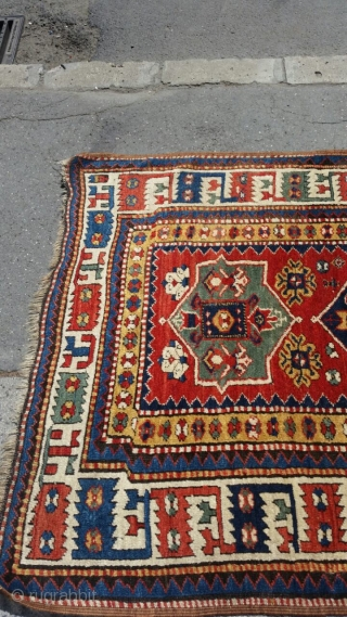 Kasak good condition great bordure size 220/145 cm