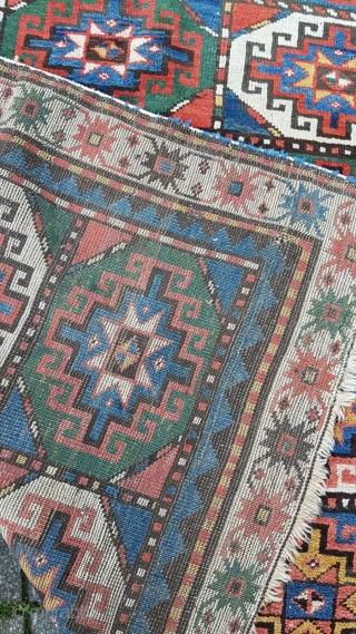 Chalabert rug Size 400/136 cm
