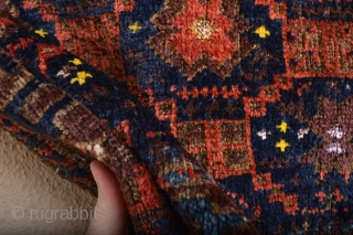 Beautiful Rare Baluch  with Dragon Border Dowry ( Wedding Gift )  