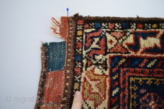 Compleet as found Antique circa 1900's Luri Bahtiyar Bags