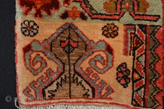Top condition Full pile Antique Bidjar Sampler 1900-1920