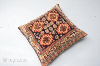 Beautifull  Antique Qasquli Tribe Bag/Pillow