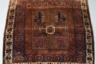 VEry RAre type of Antique  Bird Baluch
