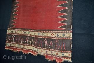 The Minimalist Art of Shahsavans 19th century all organic colors
