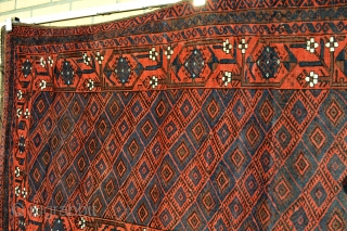 Very nice Antique Baluch from circa 1880.