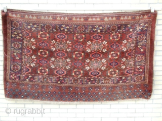 Ersari subtribe Beshir Big Storage  bag .end 19 th century