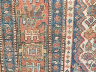 last quarter of 19 th century Kurdish Senneh.
