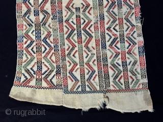 """Central Anatolian cecim Size:105x68cm / 3'5""""x2'3"""""""