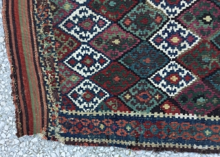 "Eastern Anatolian Probably Malatya, Bagface Size/97x64Cm/5'5x2'2"""