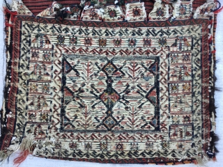 Afshar tribes saddlebag 19th Century