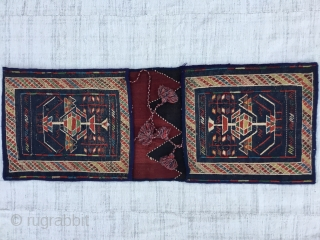 Caucasian Saddle Bag Probably/shahsevan/