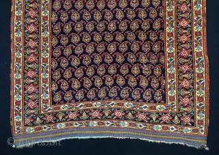 "Afshar Rug 19th Century Size:170x125 Cm / 5'6""x4'1"""