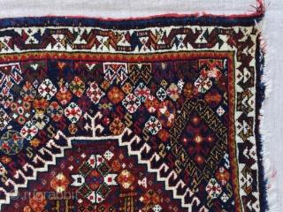 Shiraz Bagface  Size:60x67 cm / 24x26 inc
