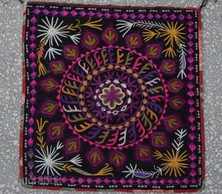 Uzbek Mirror Cover, Wall Hanging Size:62x59Cm