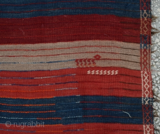 East Anatolian, Adiyaman Tulu Rug , Early 20th Century