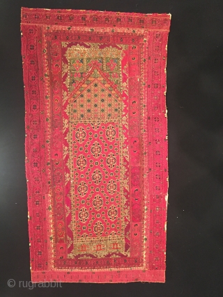 Macedonian Embroidery end of 19th Century