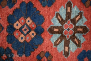Central Asian-Kyrgyz Rug-Late 19th Century Size: 325 x 135Cm 