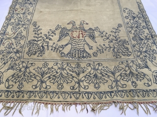 Antique Horse Blanket 
