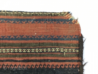 804 fine  old  Baluch bag face.Size 2'3'' x 2'4''Ft